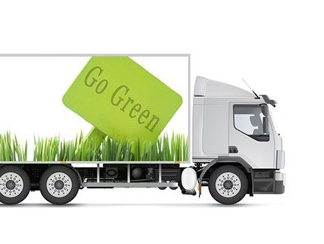 Go green - Eco fleet management