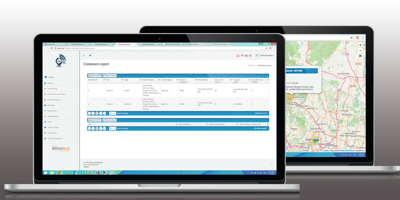 Fleet Management Software eztotrack