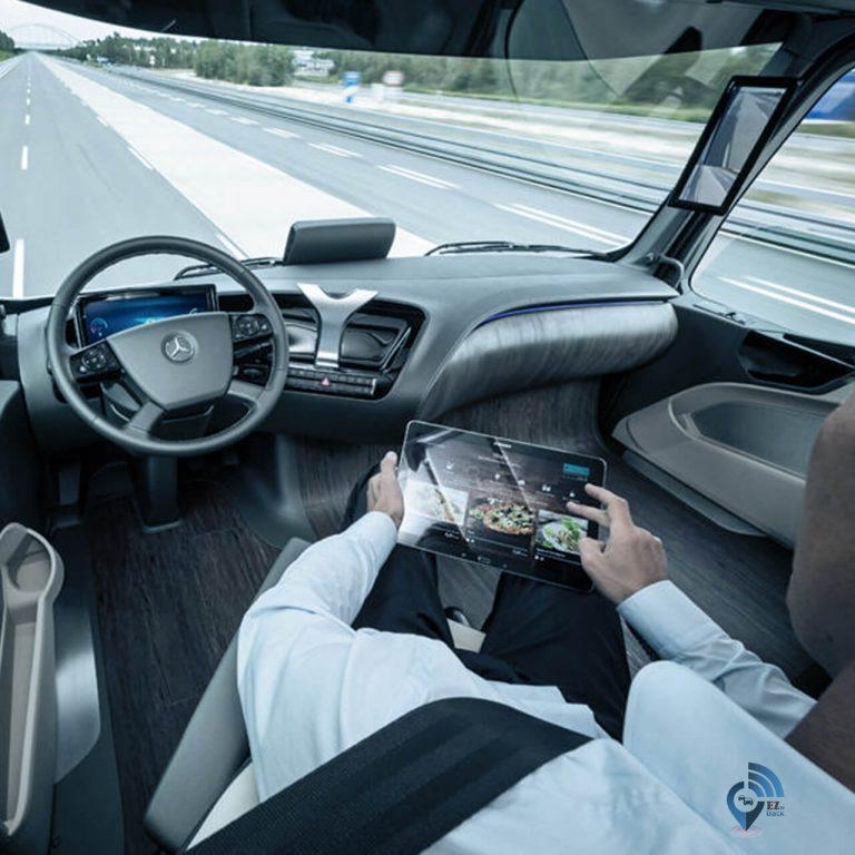 What does autonomous trucks mean for companies?