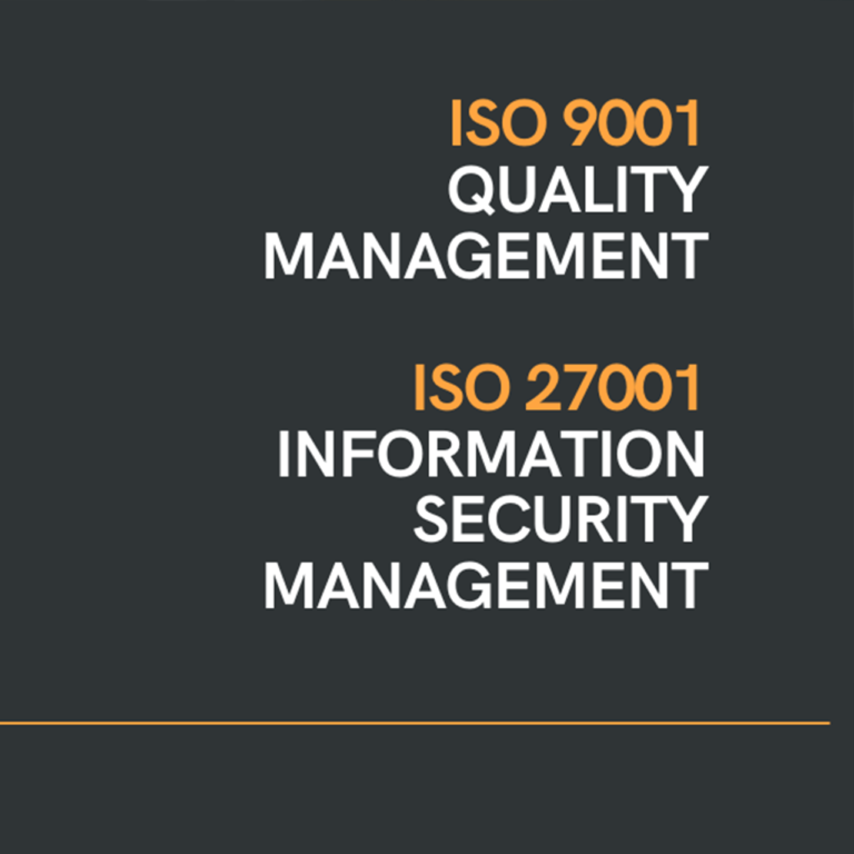 ISO Implementation in progress – We keep your data safe!